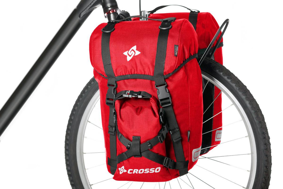 Expert 40 prednje kolesarske torbe