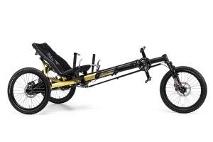Hase-kross-MTB-tricikel