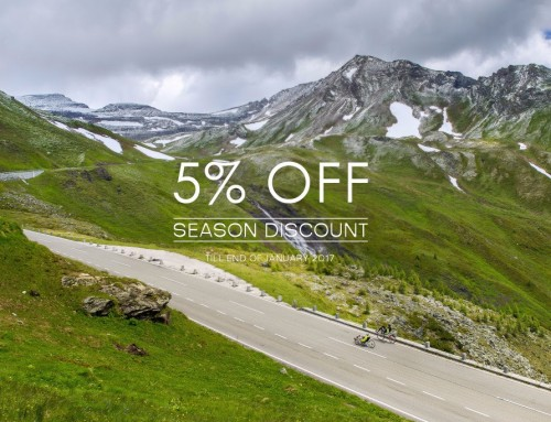 5% zimski popust za Azub kolesa
