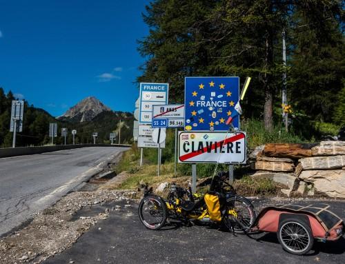 Na Portugalsko s kolesom – Francija