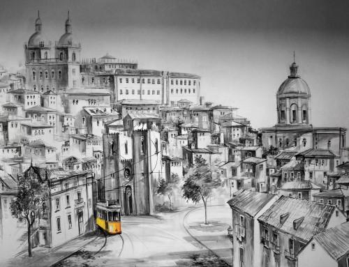 Na Portugalsko s kolesom – Italija