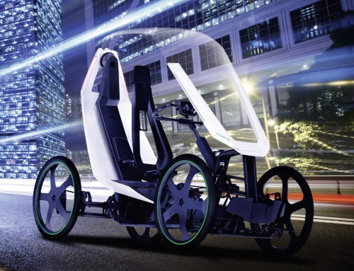 Schaeffler BioHybrid vozilo