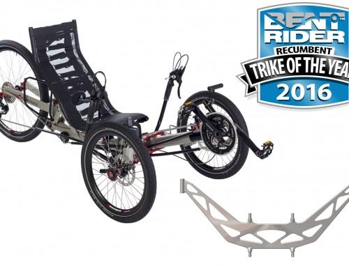 Tricikel Azub Ti-Fly izbran za kolo leta 2016