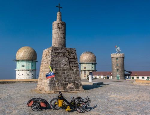 Na Portugalskem s kolesom